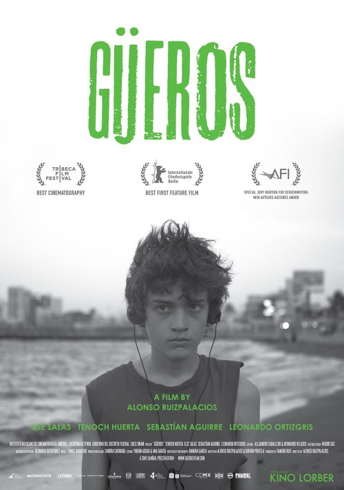 gueros_poster
