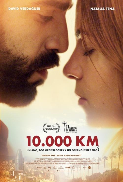 10.000 KM_poster